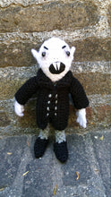 Load image into Gallery viewer, Nosferatu Wool Doll