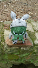 Load image into Gallery viewer, Cthulhu cosplaying Totoro