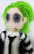 Load image into Gallery viewer, Beetlejuice Wool Doll