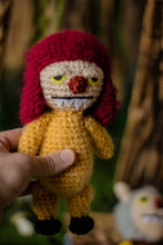 Load image into Gallery viewer, Where the wild things Are Party Wool Dolls