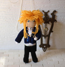 Load image into Gallery viewer, David Bowie Jareth Wool Doll