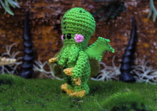 Load image into Gallery viewer, Cute Cthulhu Doll