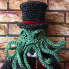 Load image into Gallery viewer, Muñeco Steampunk Lord Cthulhu