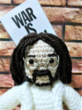 Load image into Gallery viewer, John Lennon Wool Doll