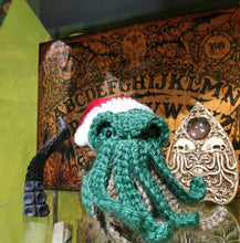 Load image into Gallery viewer, Christmas Cthulhu