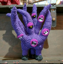 Load image into Gallery viewer, Dark Young of Shub-Niggurath Wool Doll