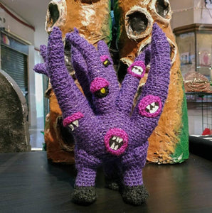 Dark Young of Shub-Niggurath Wool Doll