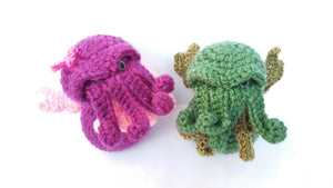 Cthulhu Pack of 2 Dolls