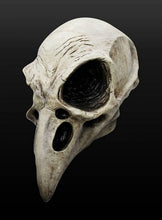 Load image into Gallery viewer, Raven skull Mask