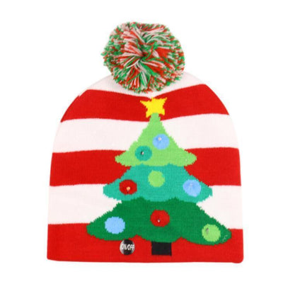 {45% Off Today!}Christmas LED Beanies Pretty Little Wish.com TREE