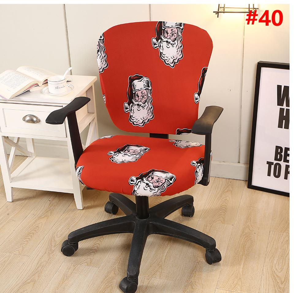 Decorative Computer Office Chair Cover Pretty Little Wish Com