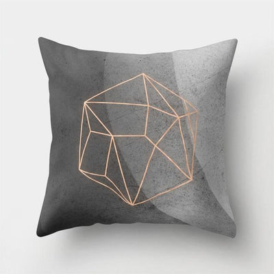 Marble Decorative Pillow Cover (45x45cm) - Pretty Little Wish.com