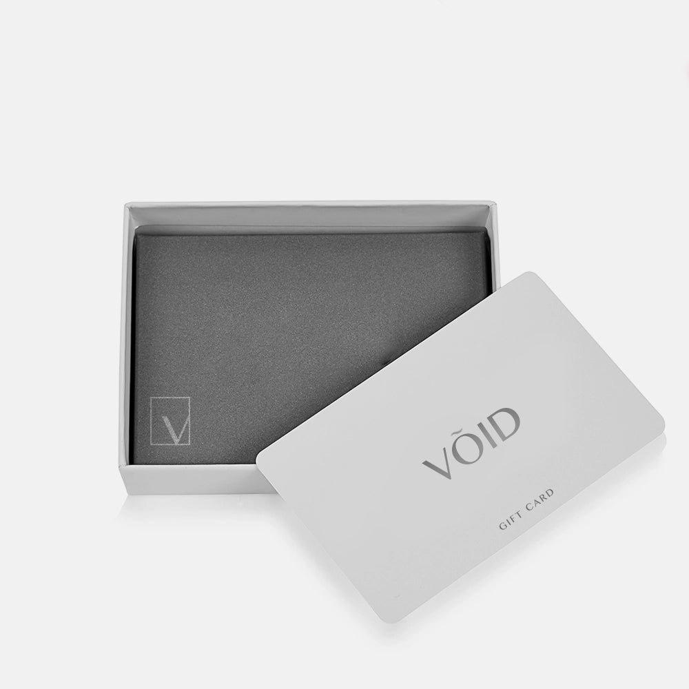 VOID Homme Gift Card
