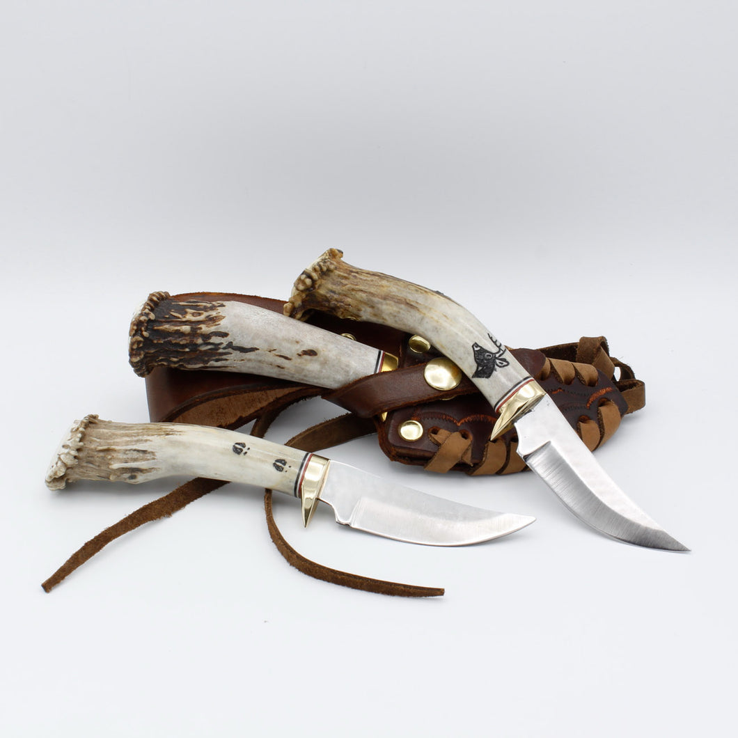 Antler Handle Handmade 3