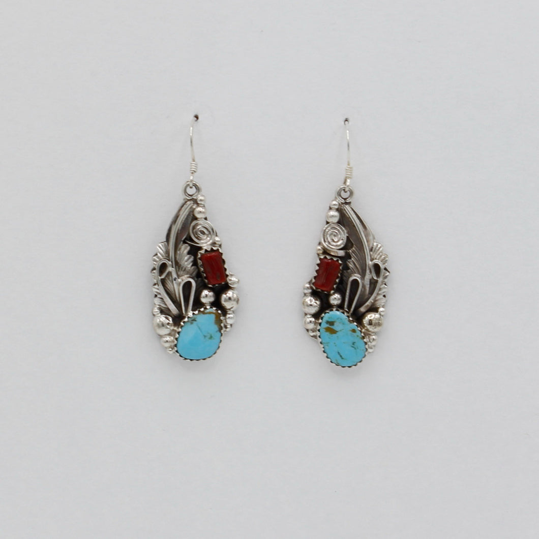 Native American Handcrafted Earrings