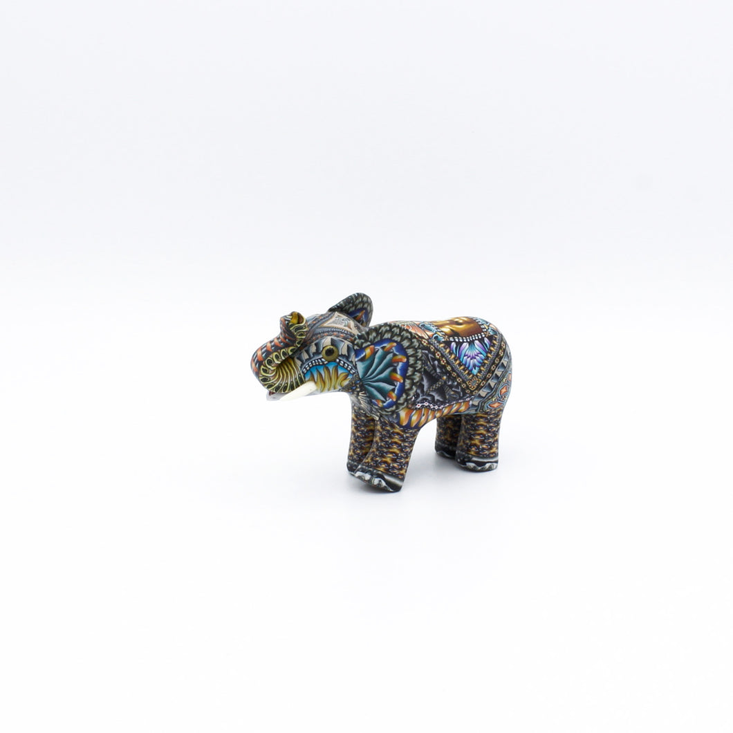 FimoCreations Elephant Baby