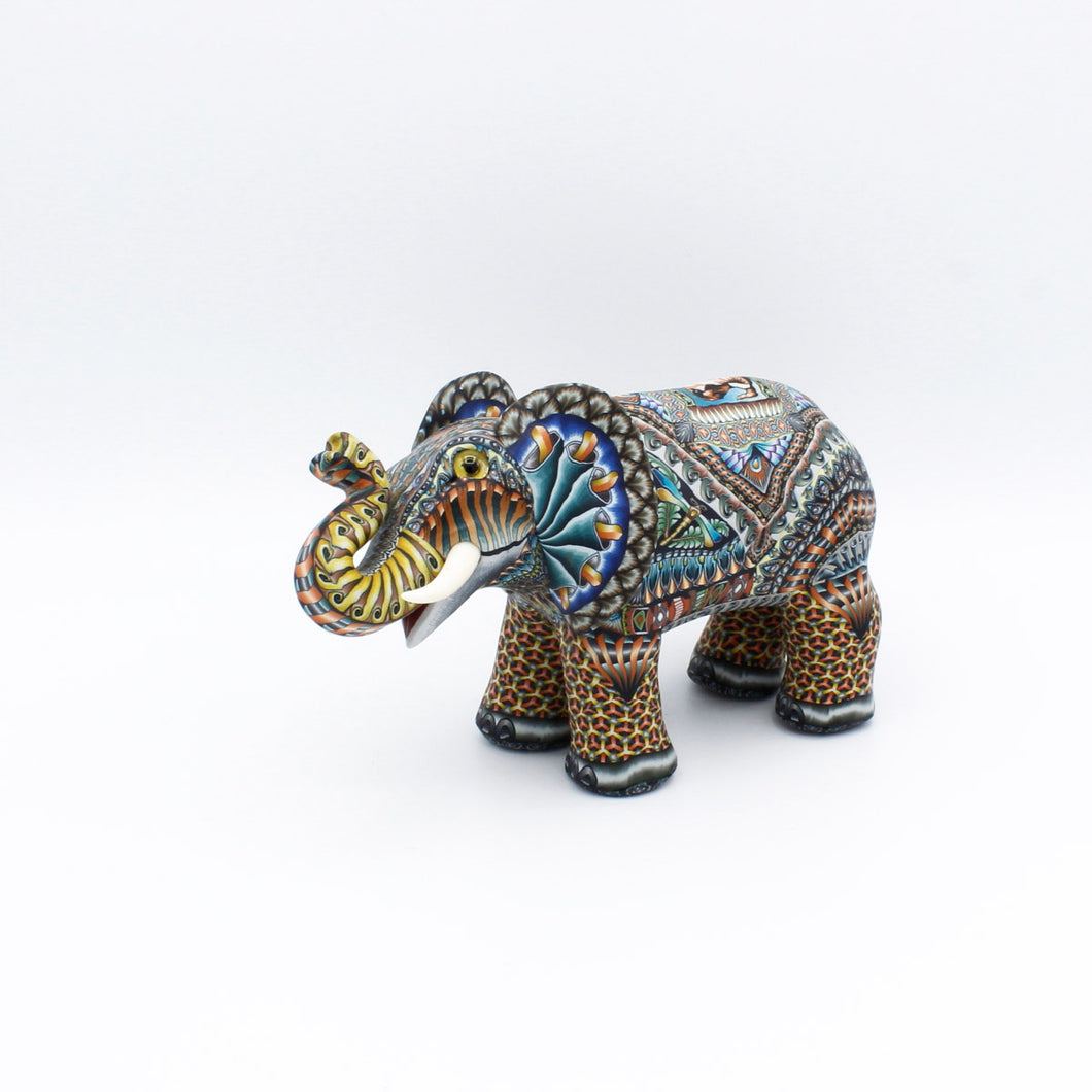 FimoCreations Elephant Mama