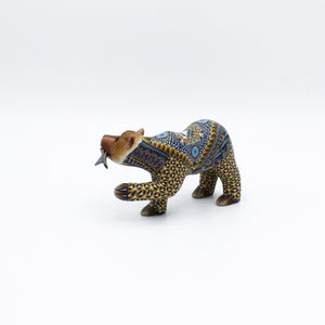 FimoCreations Grizzly Bear Baby