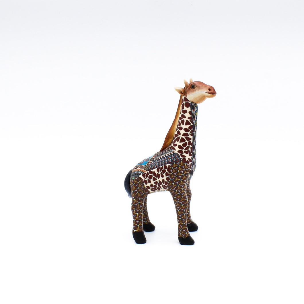 FimoCreations Giraffe Baby