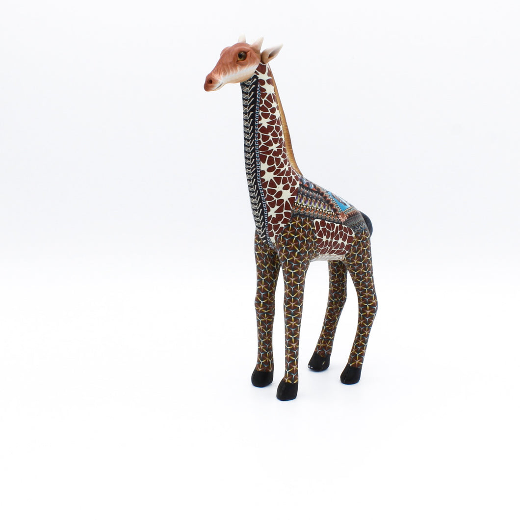 FimoCreations Giraffe Mama