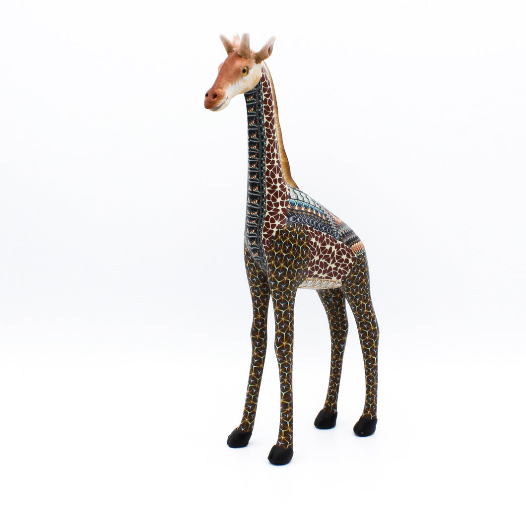 FimoCreations Giraffe Papa