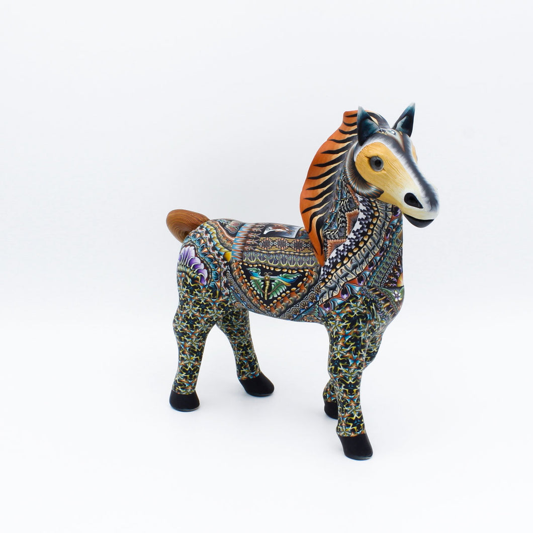 FimoCreations Horse Papa