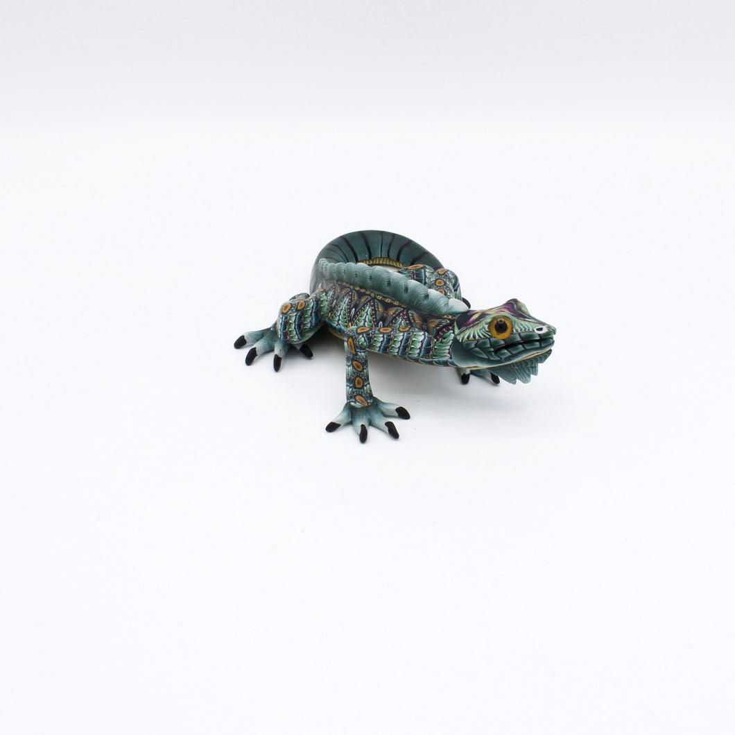 FimoCreations Iguana Mama