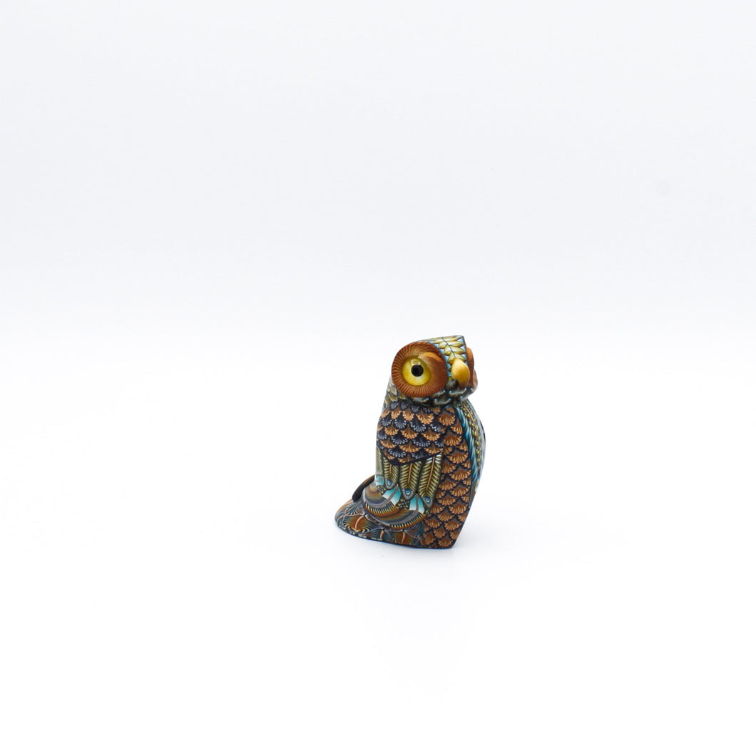 FimoCreations Owl Baby