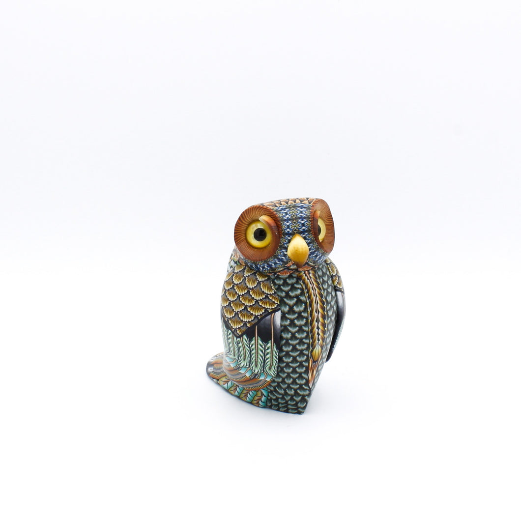 FimoCreations Owl Mama