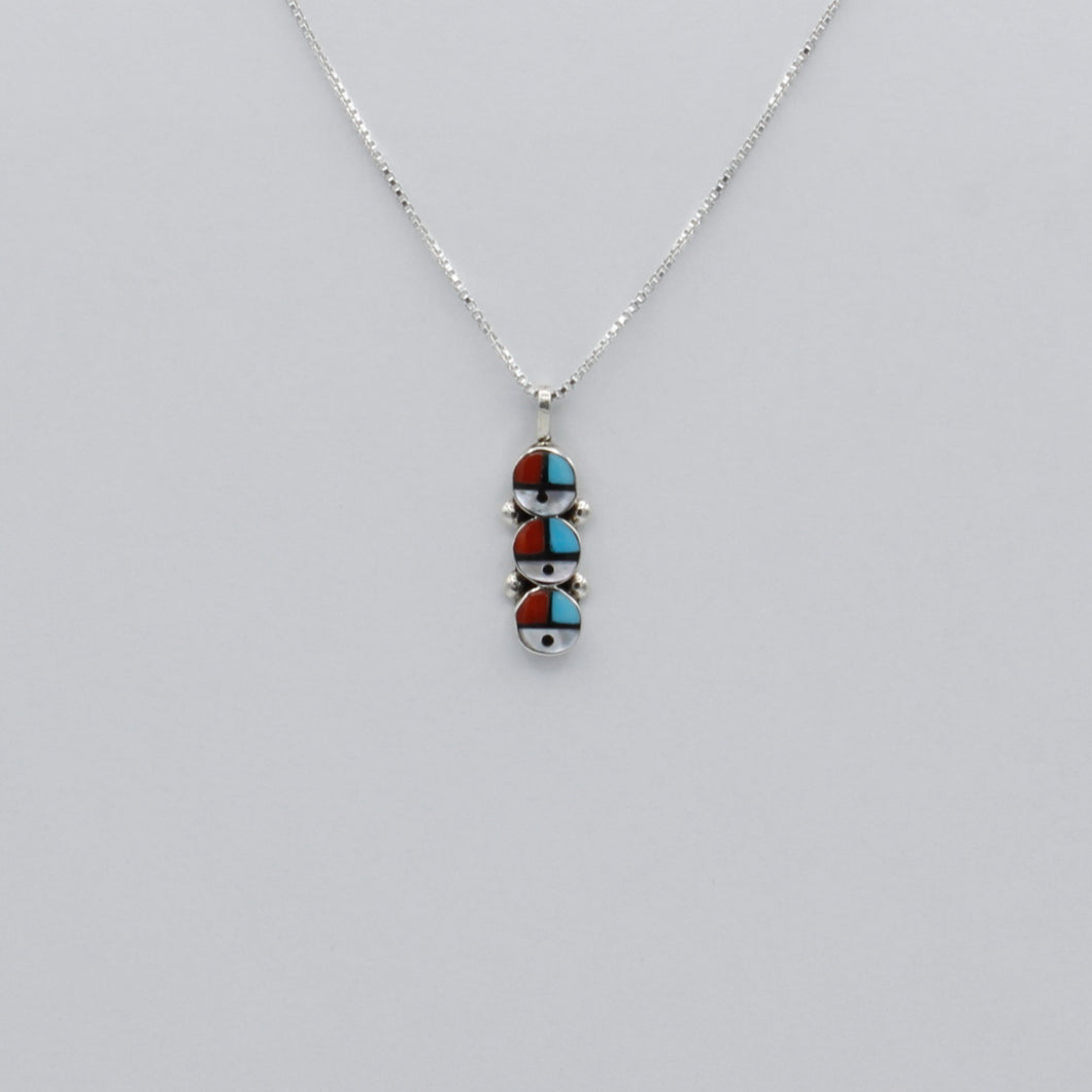 Native American Handcrafted Pendant