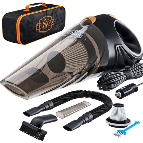 ThisWorx Car Vacuum - Clean Like a Pro