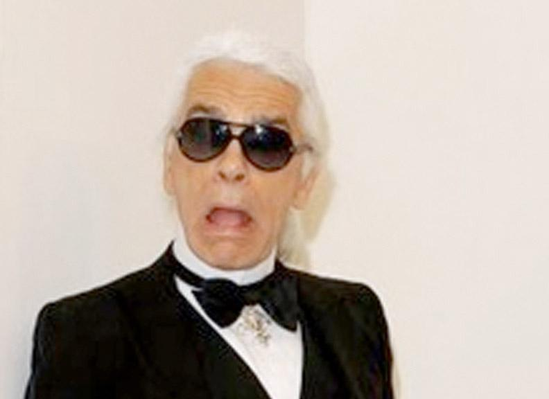 WHAT YOU DON'T KNOW ABOUT KARL LAGERFELD