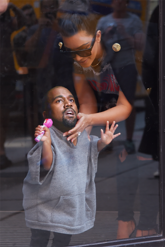 BABY YE ALL DAY!