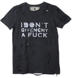 DON'T GIVENCHY A FUCK GRAFFITI