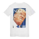 Vogue Magazine Parody Print featuring Donald Trump by Loha Vete, Made in Italy