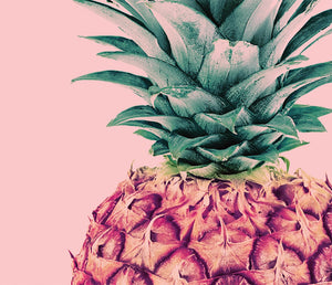 Pineapple Digital Wall Print - Salt&Printer
