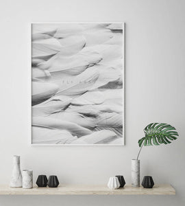 Fly Away Digital Wall Print - Salt&Printer