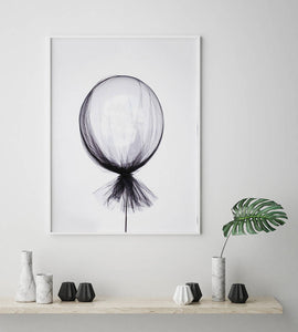 Balloon Digital Wall Print - Salt&Printer