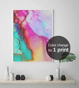 Color Change - Salt&Printer