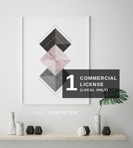 1 Commercial License from SaltAndPrinter - Salt&Printer