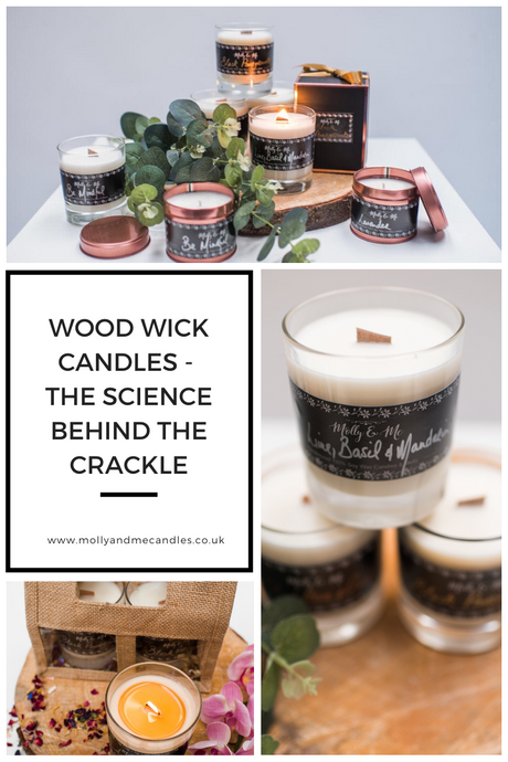 Wood Wick Candles - The Science Behind The Crackle