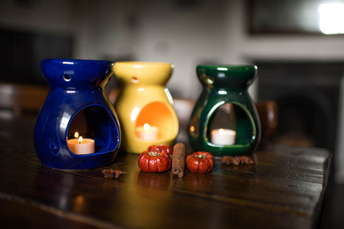 Celtic Collection Wax Melt Burner Bundle
