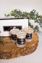 Load image into Gallery viewer, Classic Collection - Trio Mini Candle Gift Set