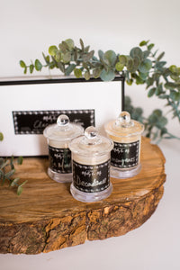 Classic Collection - Trio Mini Candle Gift Set