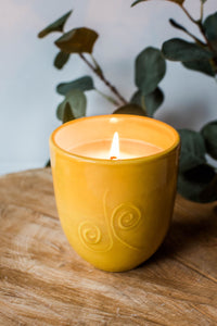 The Celtic Collection Candle Range - Fire of Beltaine