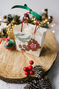 Christmas Inspired Scented Natural Wax Melts