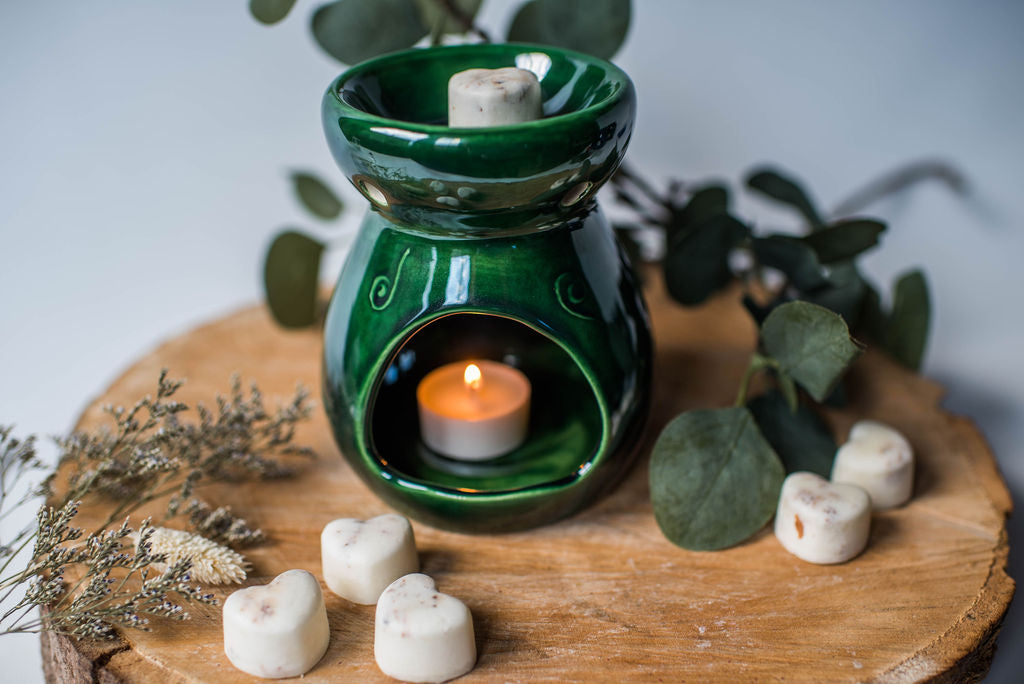 The Celtic Collection Wax Melt Warmers