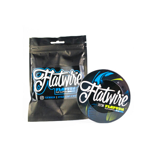 Flatwire Flapton 22/38g Coilbuilding Wire N80
