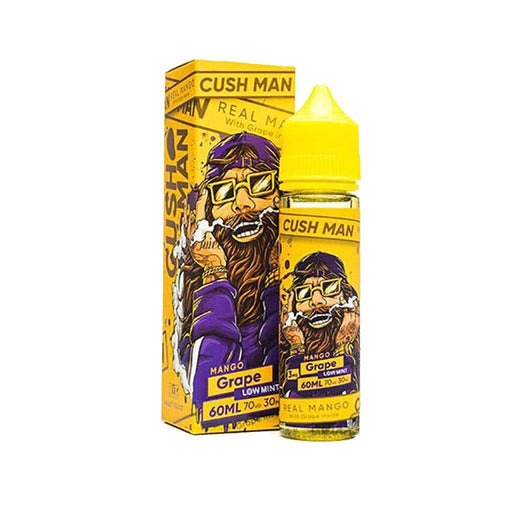 Nasty Juice - Grape Cush Man ELiquid (50ml)