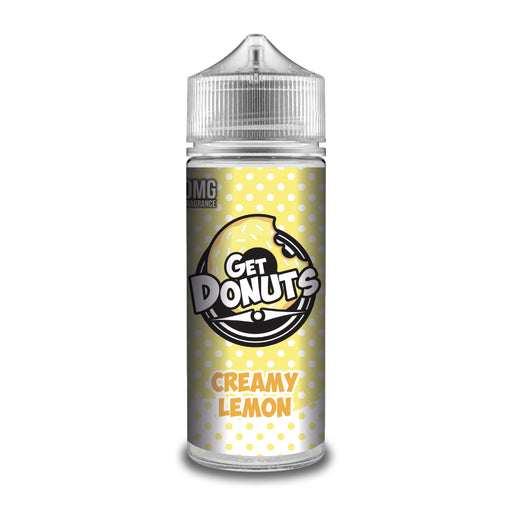 Get Donuts - Creamy Lemon (100ml, Shortfill)